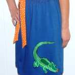 Miss Gator Skirt