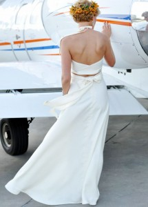 Rebecca's Bridal Gown 1