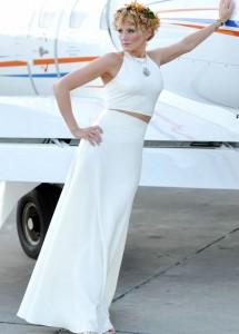 Rebecca's Bridal Gown 2