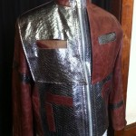 Fashion Design Leather Jacket 1