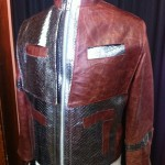 Fashion Design Leather Jacket 2