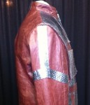 Fashion Design Leather Jacket 3