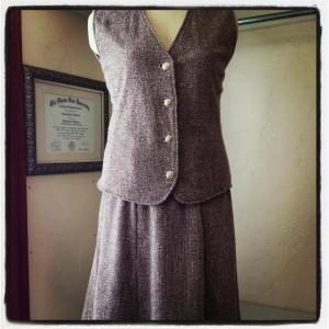 Vest Fashion Design 2