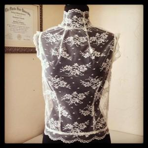 lace bridal design